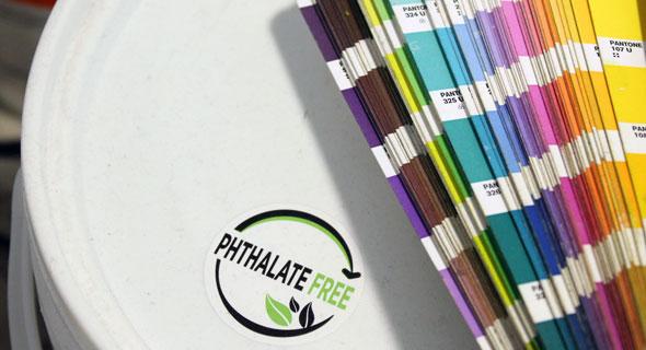 Nuancier de couleurs Pantone