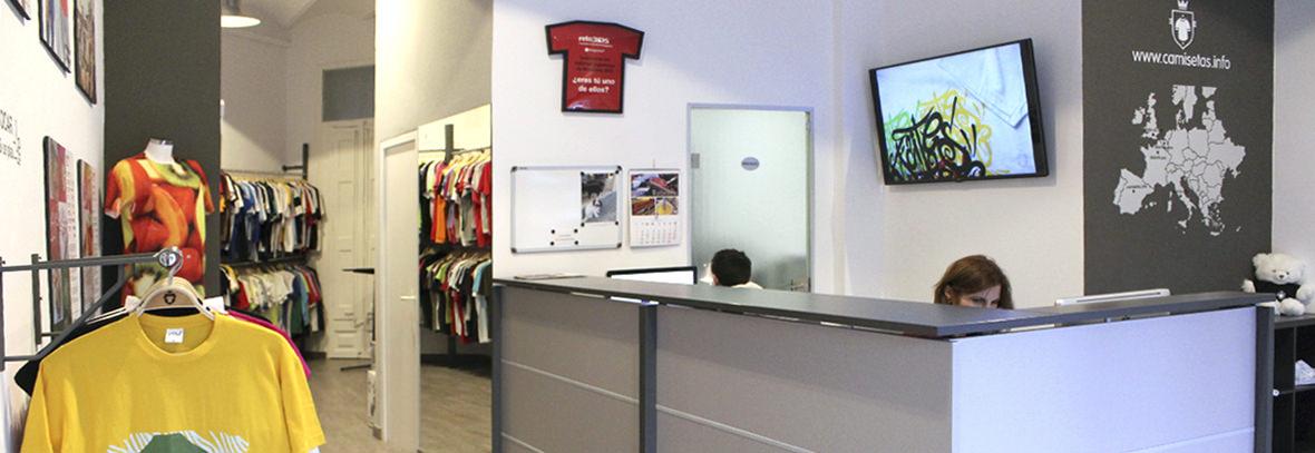 Notre showroom de Barcelone