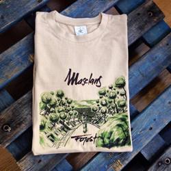 T-shirt personnalisé en DTG