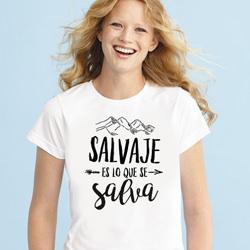 T-shirt pour parc animalier