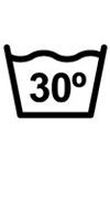 Laver maximum à 30ºC