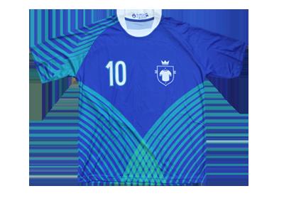 T shirt Full Sport avant confection Enfants