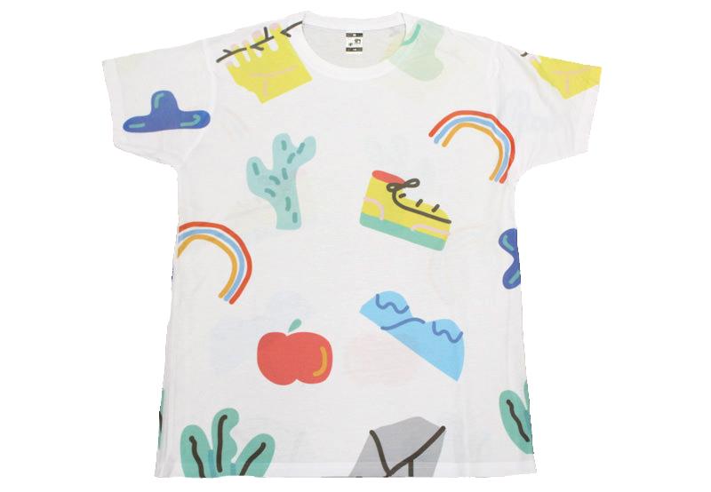 Tshirt Full Print City