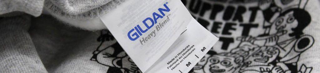 EXEMPLE D'IMPRESSION TEXTILE GILDAN de Gildan